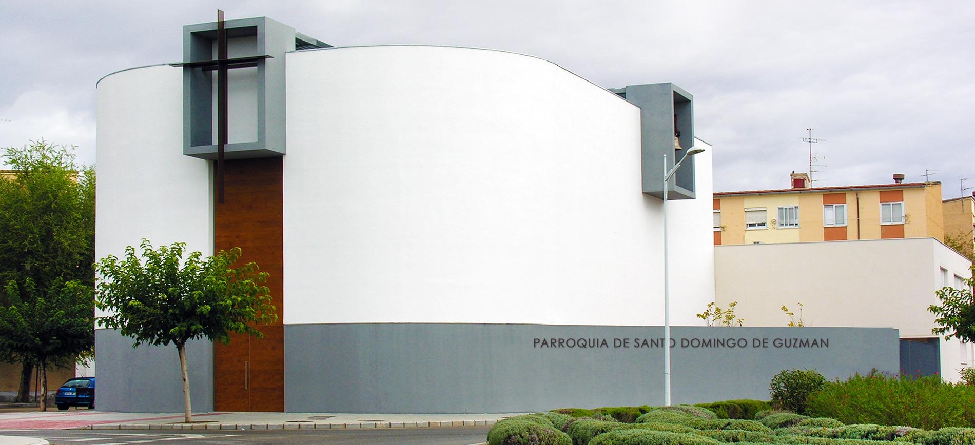 Parroquia de Santo Domingo de Guzmán - Cotealba - Albacete
