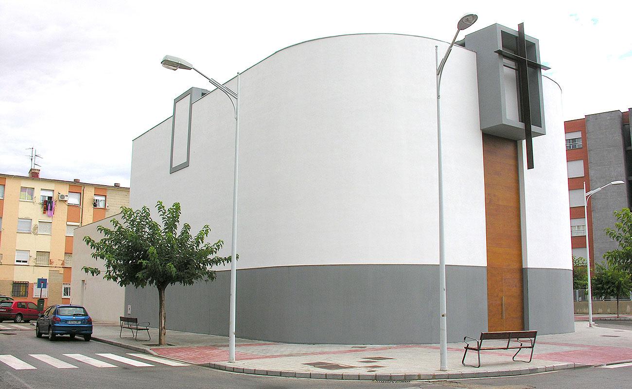 Iglesia de Santo Domingo de Guzmán - Cotealba - Albacete
